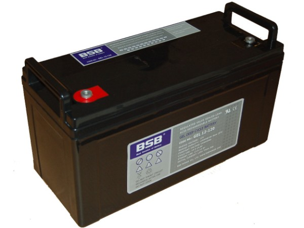 Lead-acid battery GEL deep cycle 12V 150Ah