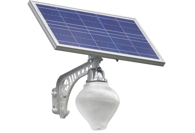 Lampadaire solaire 25W