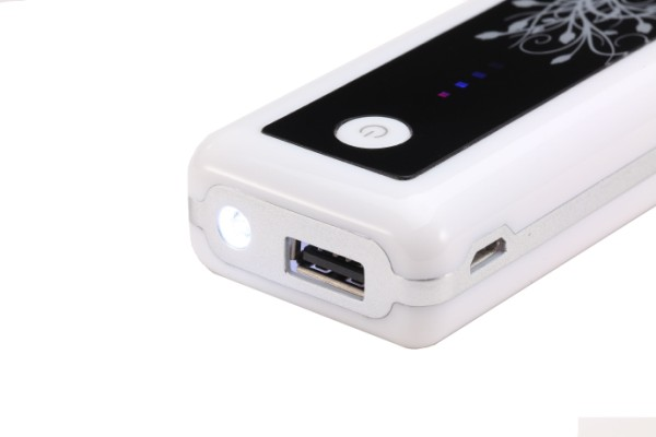 Battery bank 4400mAh
