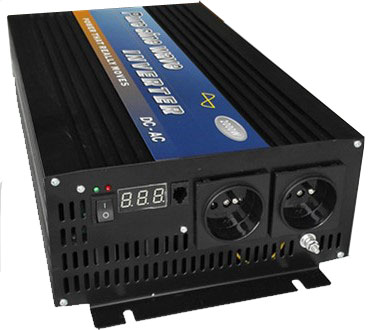 Pure sine wave power inverter 12V/230V 2000W