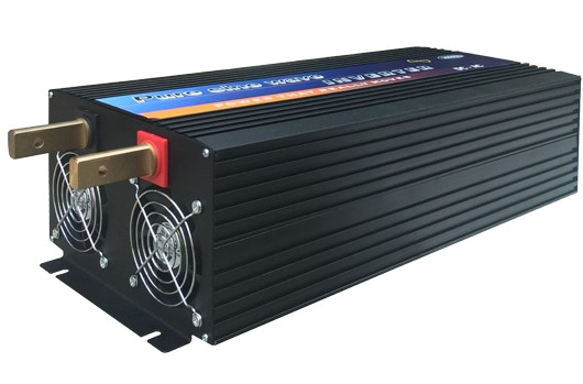 Pure sine wave power inverter 48V/230V 4800W